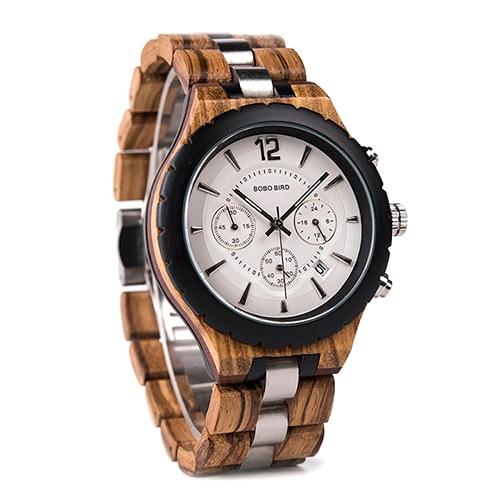 Watch Classic Luxury Wood