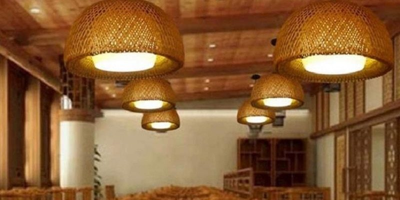 Make Your Restaurant Shine With A Wood Lamp